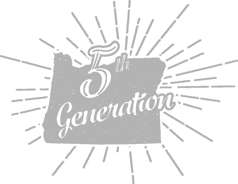 5th generation graphic designer.