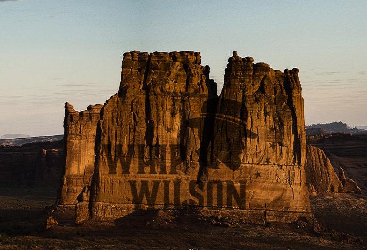 Whip Wilson Custom Logo Design