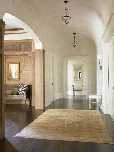 Venetian Plaster. Valerie DeRoy Interiors