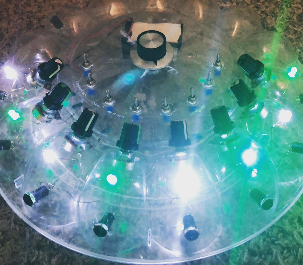 8 Input Passive Mixer