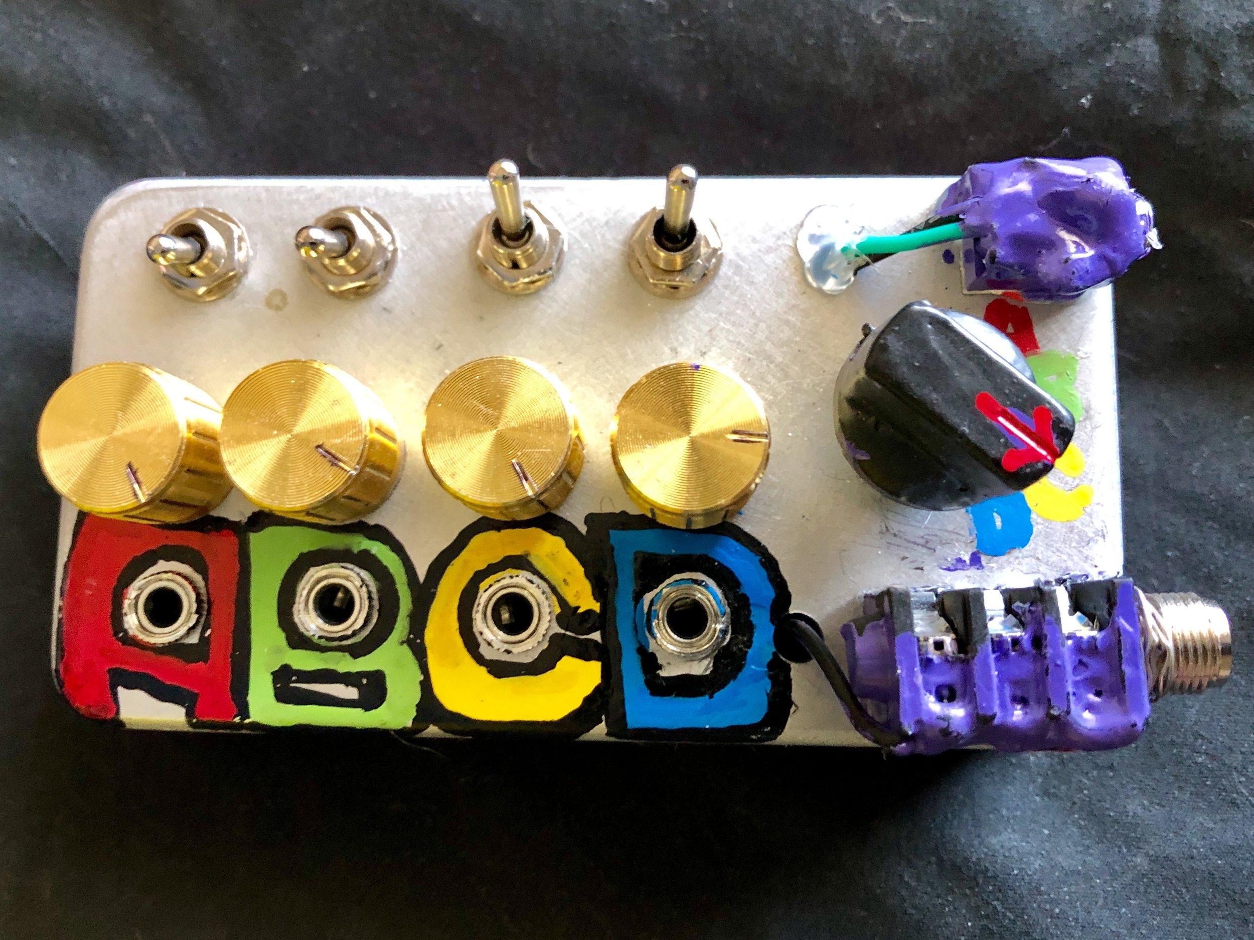 Sound Selector/Mixer