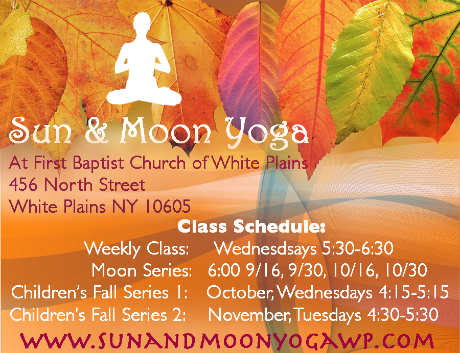 Click for: Yoga Services