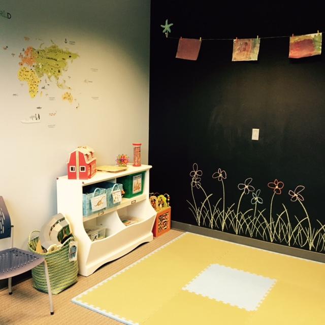 Pathways Developmental Pediatrics Clinic Space