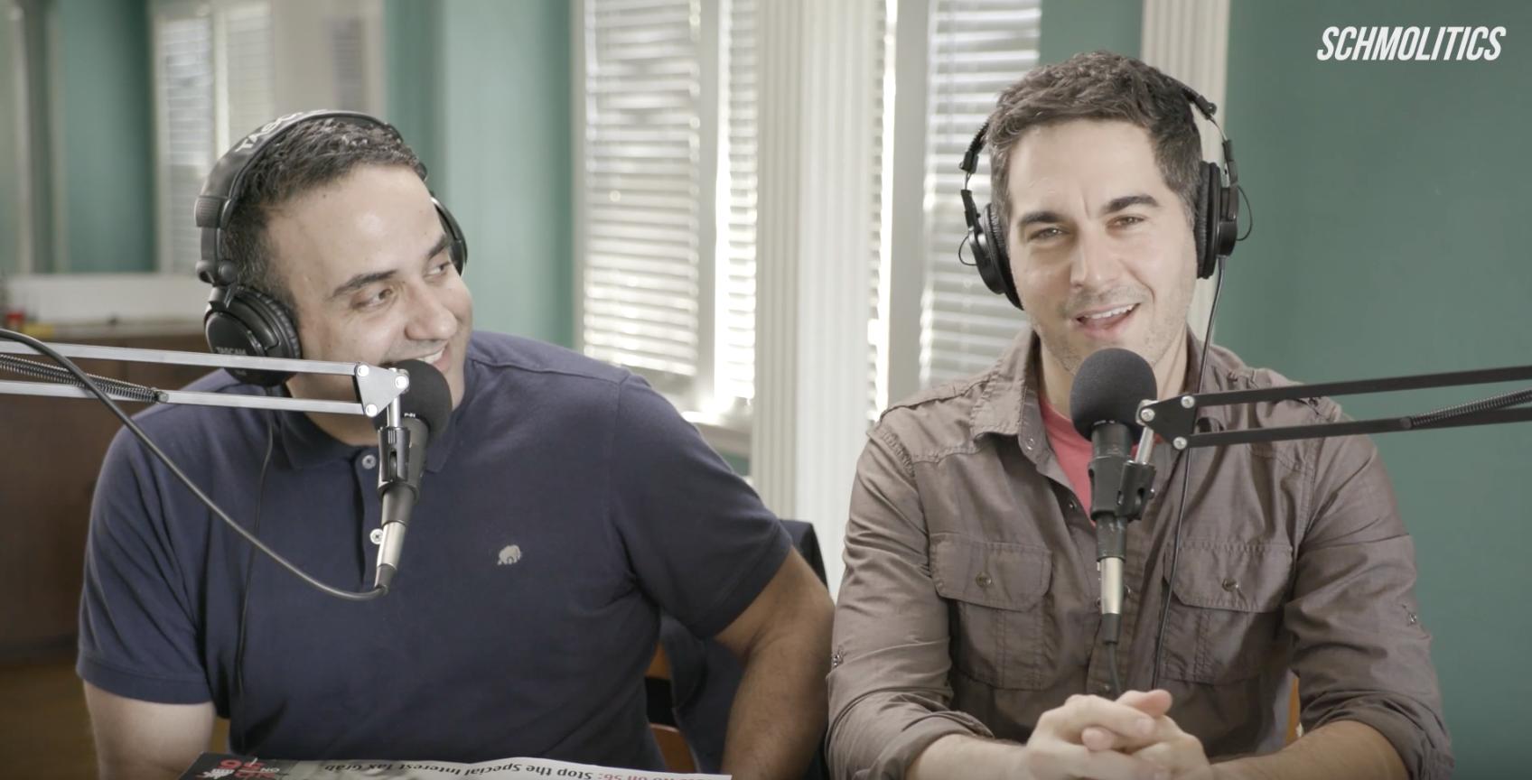 Carlos-Foglia-and-Dan-Gordon-Schmolitics-Show-Podcast