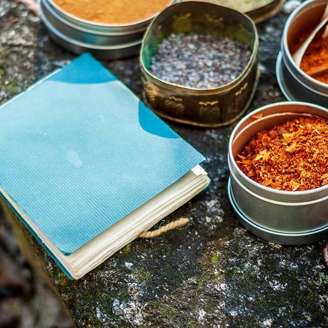 Do you love making your own spices? This one's for you! 😄 Which one of these will you try first? . Method for all: Combine all spices in a mortar and pestle or a grinder and grind to desired consistency. Tons of other recipes on 🌐 TreeOfLif3.com . SWEET SPICE MIX - 1 tsp ceylon cinnamon power - 1 whole clove - 1/2 tap cardamom seeds - 1/4 tsp smokes paprika - A pinch of saffron (optional) . SALTY SPICE MIX - 1/2 tsp celery seeds - 1 1/2 tsp garlic powder - 1 1/2 tsp onion powder - 1 tsp kosher salt . SOUR SPICE MIX - 1 tsp pink peppercorns - 1 tsp sumac - 1 1/2 tsp sesame seeds (toasted) - 1/2 tsp fennel seeds - 1/2 tsp black pepper - 1/4 tsp kosher salt . PUNGENT SPICE MIX - 3/4 tsp cayenne pepper - 1/2 tsp ginger powder - 1/2 tsp white peppercorns - 1/2 tsp ajwain powder or anise seeds . BITTER SPICE MIX - 1/2 tsp turmeric powder - 1/8 tsp ground nutmeg - 1 tsp cacao powder - 1 tsp ginger powder . ASTRINGENT SPICE MIX - 1 tsp coriander seeds - 1 tsp onion powder - 1 tsp dill weed or dill seeds - 1/8 tsp cumin powder . NOTE: ALL MAKE ABOUT 1 PORTION ( between 2-4 tsp) Scale with same proportions if needed and store in an air tight container. Refrigerator for added freshness. . . #ayurveda #spices #superfoods #recipes #instalove #instarecipes #vegancooking #plantbased #plantpower #plantpowered #turmeric #cayenne #truecinnamon #ceyloncinnamon #cinnamon #superfoodie #supeefood #ojas #ayurvediccooking #vpk #vata #pitta #kapha #vatapittakapha #vatadosha #pittadosha #kaphadosha