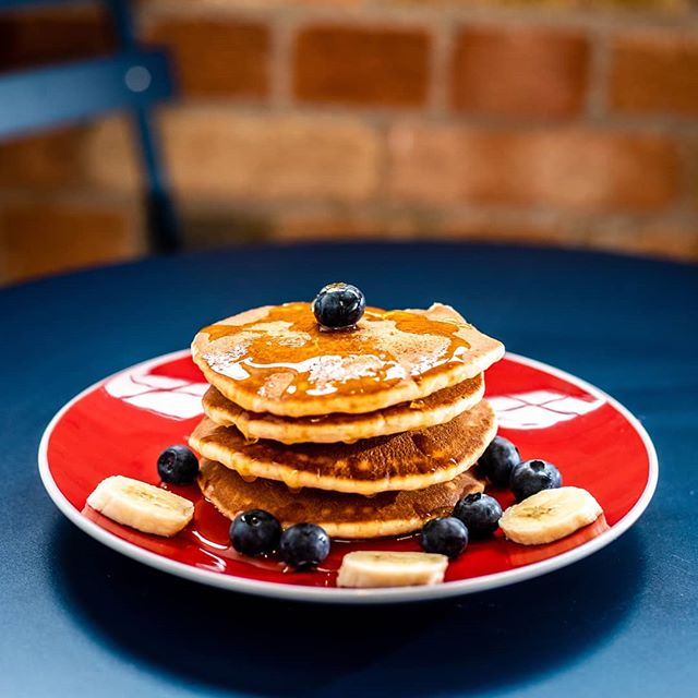 . It's #NationalPancakeDay so how could we not!? 🥞😋 I can whip up some pretty delicious pancakes, but I remember vividly, the best pancakes @pjvallier and I have ever devoured have to be at @donnajeansd in March last year... I think they were raspberry pancakes with a passionfruit compote and coconut whipped cream 😍 (among other things)... I'm sure we have a picture of it somewhere on our Instagram feed. I'll try to reshare it later today 😆 . Do you remember when and where you enjoyed the best pancakes of your life!? Share in the comments below 😄 🥞 Xx #pancakes #yum #vegancooking  #veganpancakes #plantpowered #plantpower #plantbased #vegabsofif #NationalPancakeDay2019 #healthiswealth #glutenfree #paleo #veganbreakfast #superfoods #superfoodideas