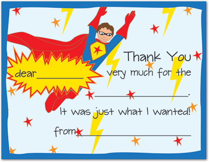 MyExpression.com-Hello-Super-Hero-Flying-Boy-Fill-In-Thank-You-Cards-11.95-Set-of-20.jpg