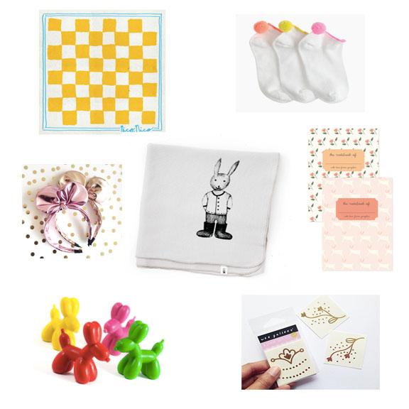 the bunny hop - Easter basket fun!