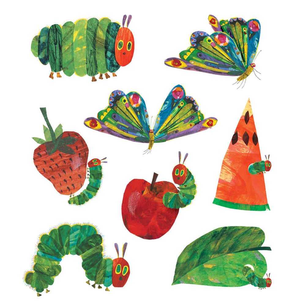 tattly tattoos and the world of eric carle