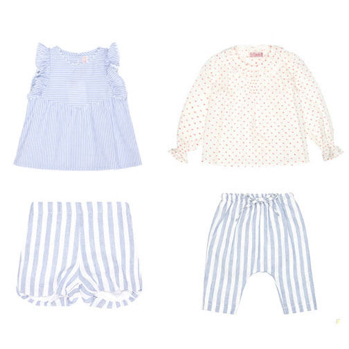 July 4th clothing for children and kids