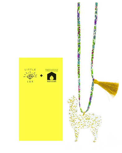 Gunner + Lux Necklace for little children