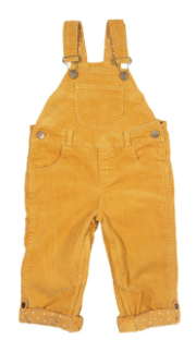 Dotty Dungarees Ochre Yellow Corduroy, $62.40-.png