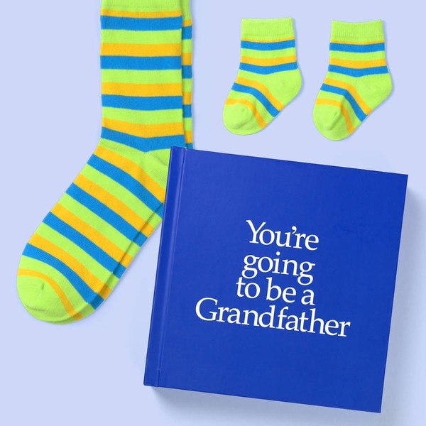 Pooter You're Going to be a Grandfather Book, $21-.jpeg