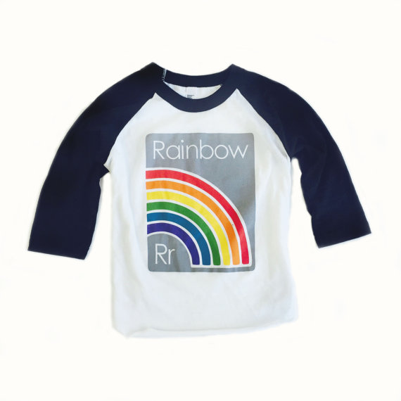 PluckyMustard on Etsy Rainbow Shirt, $28-.jpg