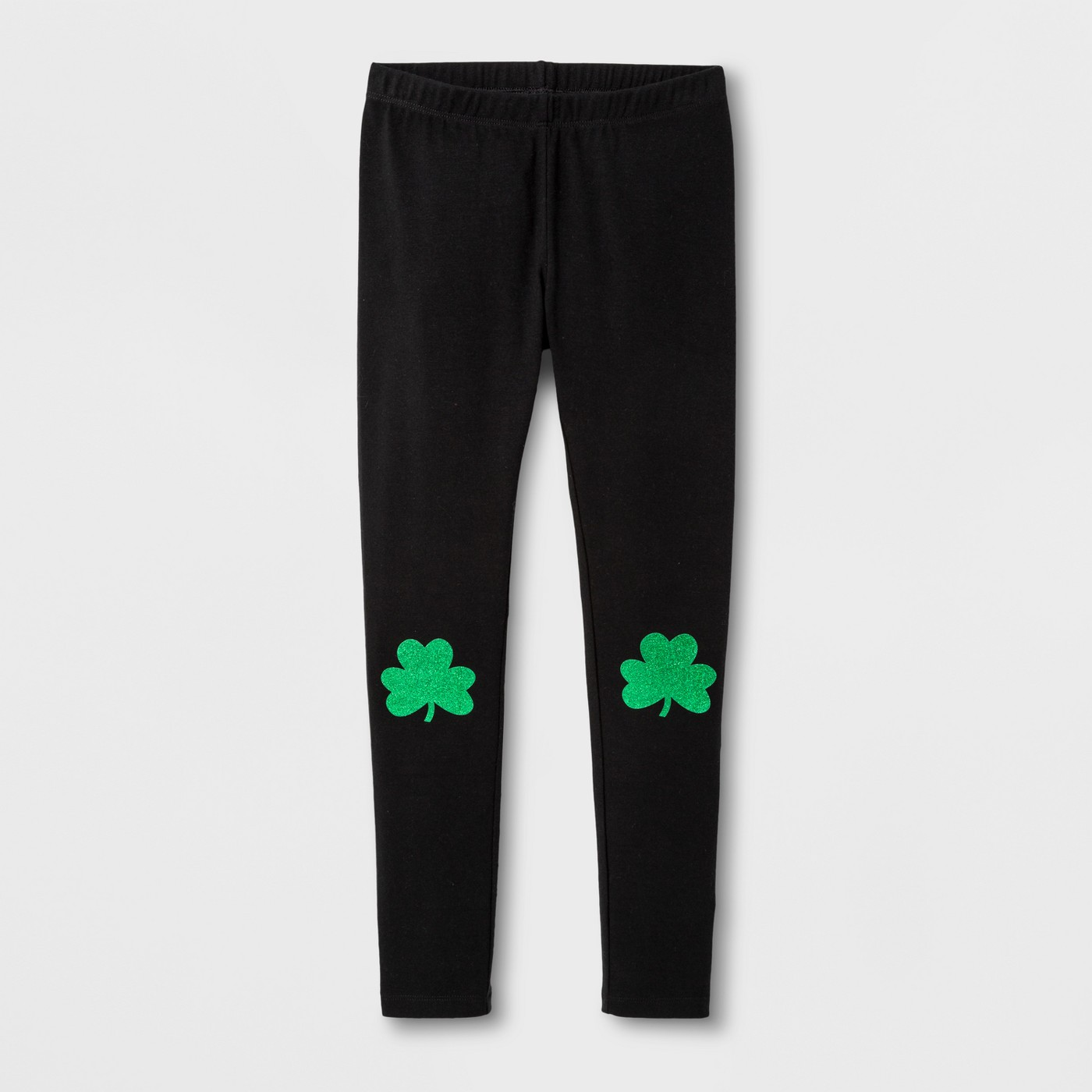 Target Girls 4-Leaf Clover Leggings, $8-.jpeg