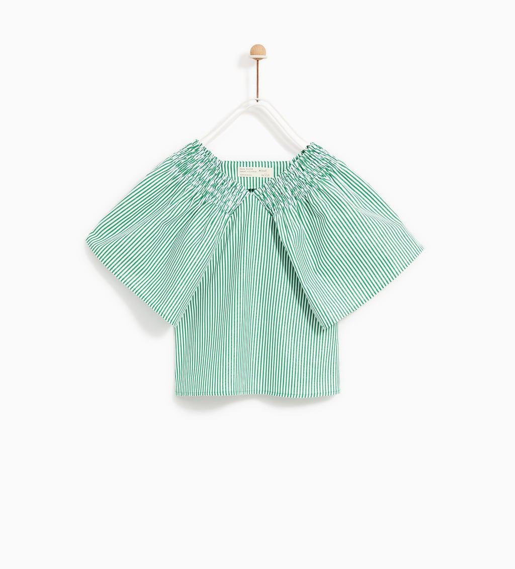 Zara Girls Cape Top, $25.90-.jpg