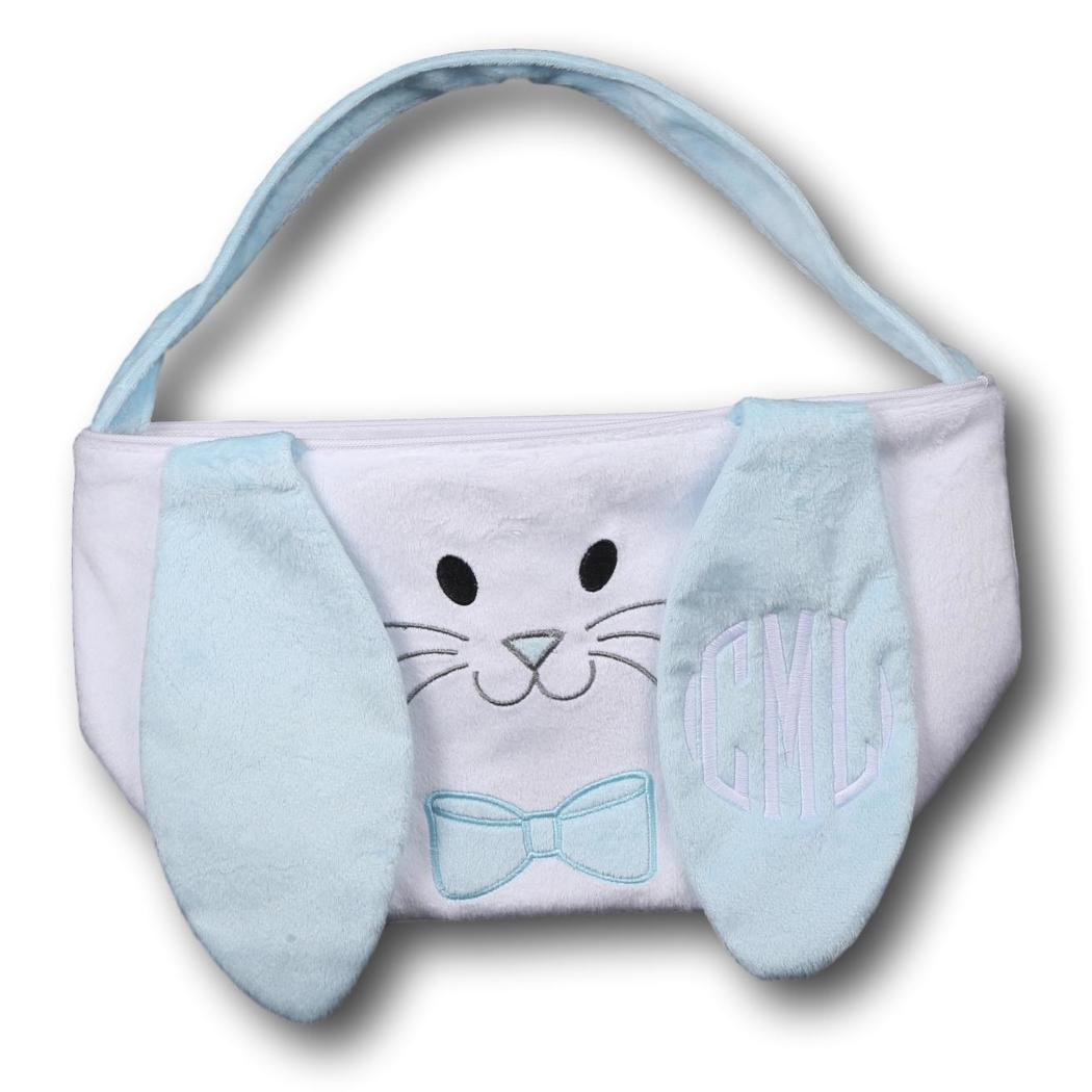 Cecil and Lou Plush Bunny Basket, $22-.jpg