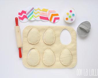 Oh La La Lollipop (Etsy) Easter Egg Sugar Cookie Cutout, $42-.jpg