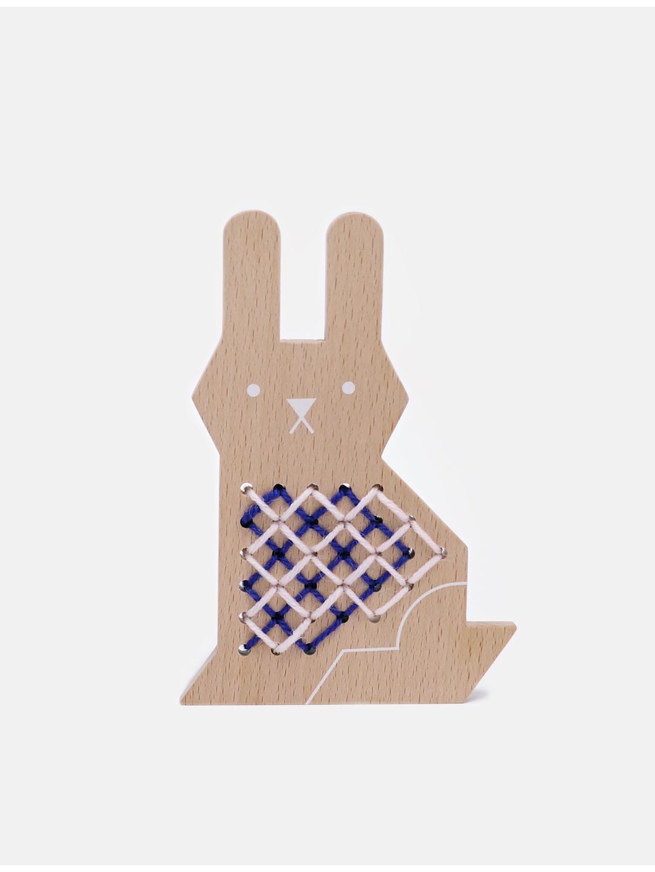 Moon Picnic (Rock + Pebble) Cross Stitch Friends Rabbit, $15-.jpg