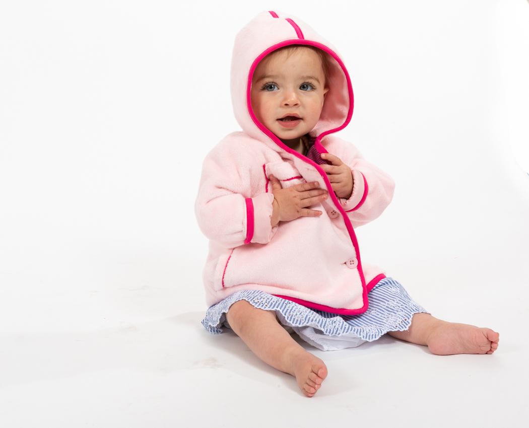 Baby Traveler in Blush