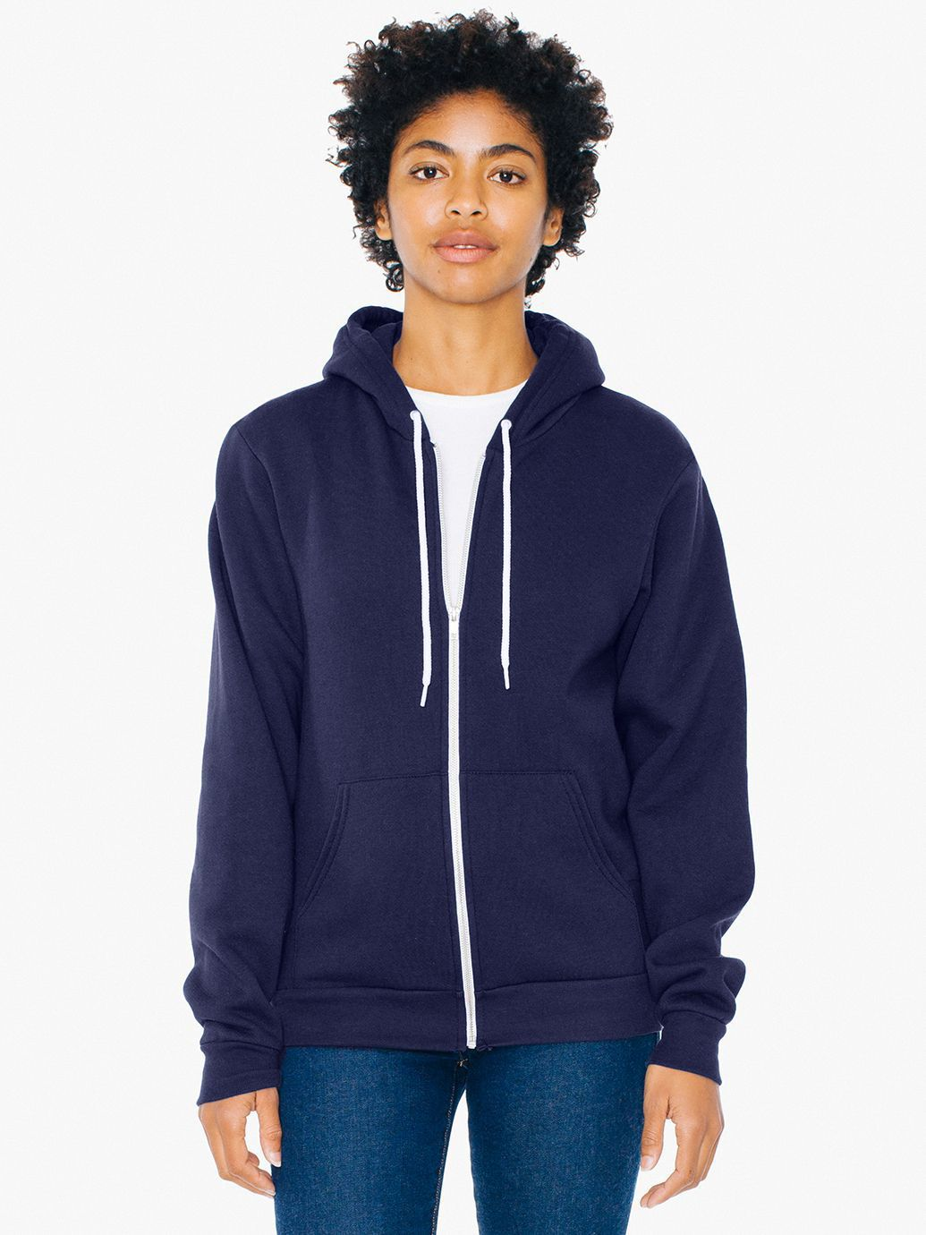 American Apparel - Youth Flex Fleece Hoodie