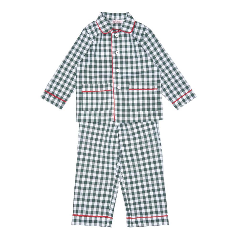 La Coqueta Oliva Boy Pyjama Set, $60.26-.jpg