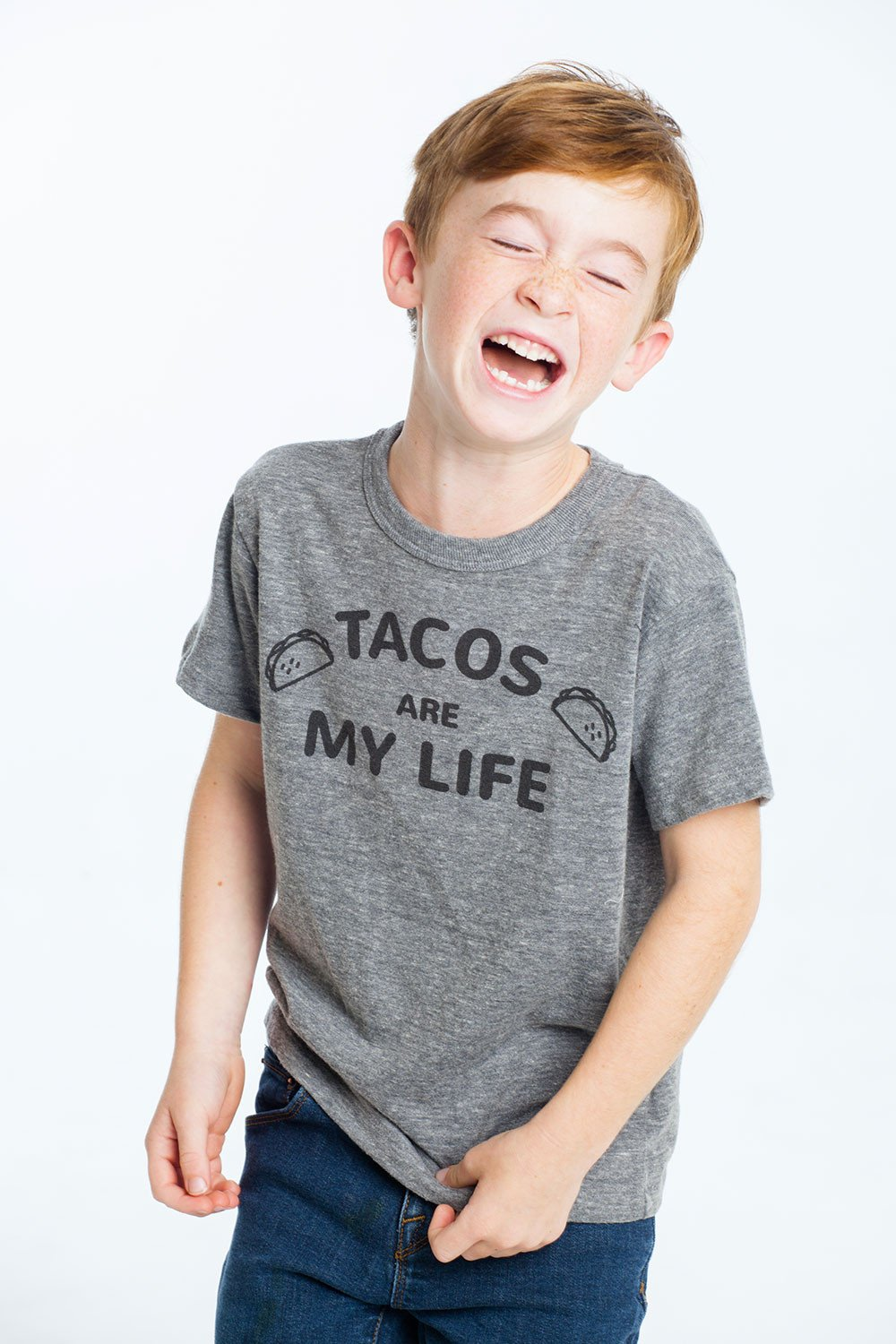 Tacos Are My Life Tee Chaser Brand, $29-.jpg