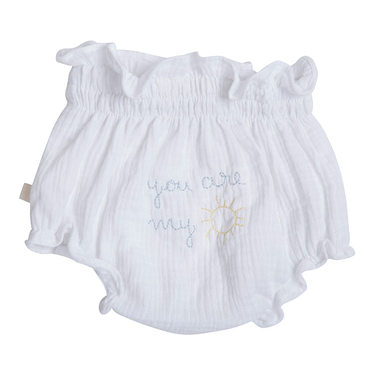 Personalized Baby Bloomers, $38-