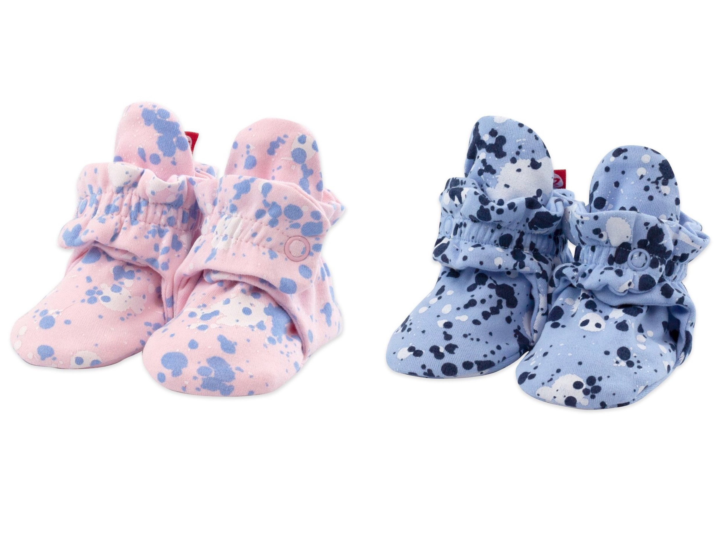 Organic Cotton Baby Booties, $21/one pair