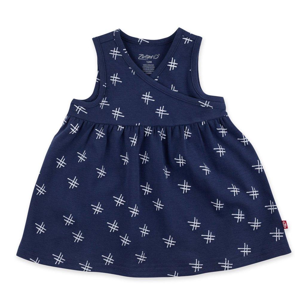 Hashtag Dress - Navy.jpg