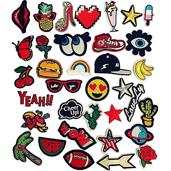 Sticker Patches