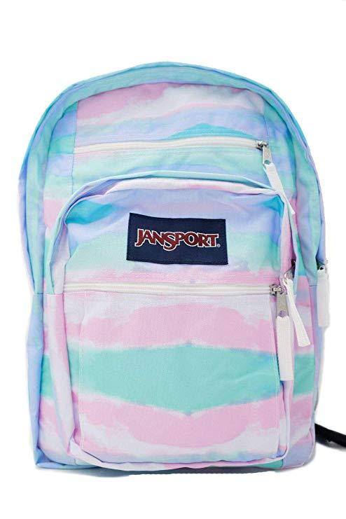 Jansport Big Student Backpack in Cloud Wash (Amazon), $30-.jpg