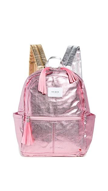 Nordstrom State Kane Backpack in Pink:Silver, $85-.jpg