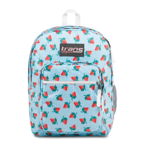 Target Trans by Jansport 17 Supermax Strawberry Harvest Blue Topaz, $35.99.png