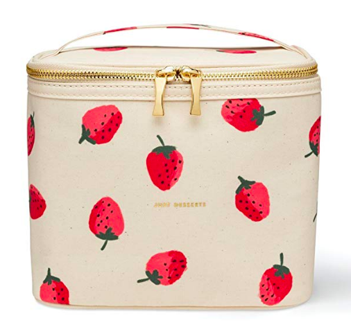 Kate Spade Strawberry Lunch Bag