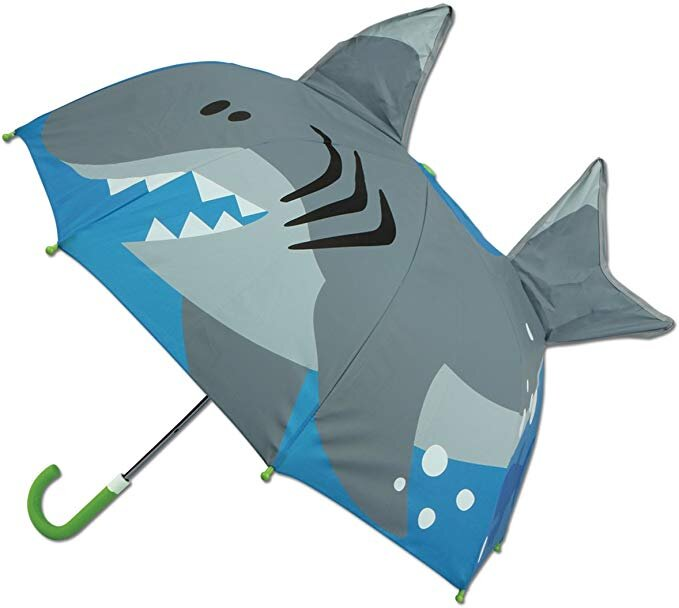 Shark Umbrella, $15-