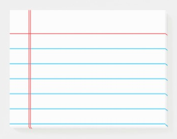 Composition Paper Stationery
