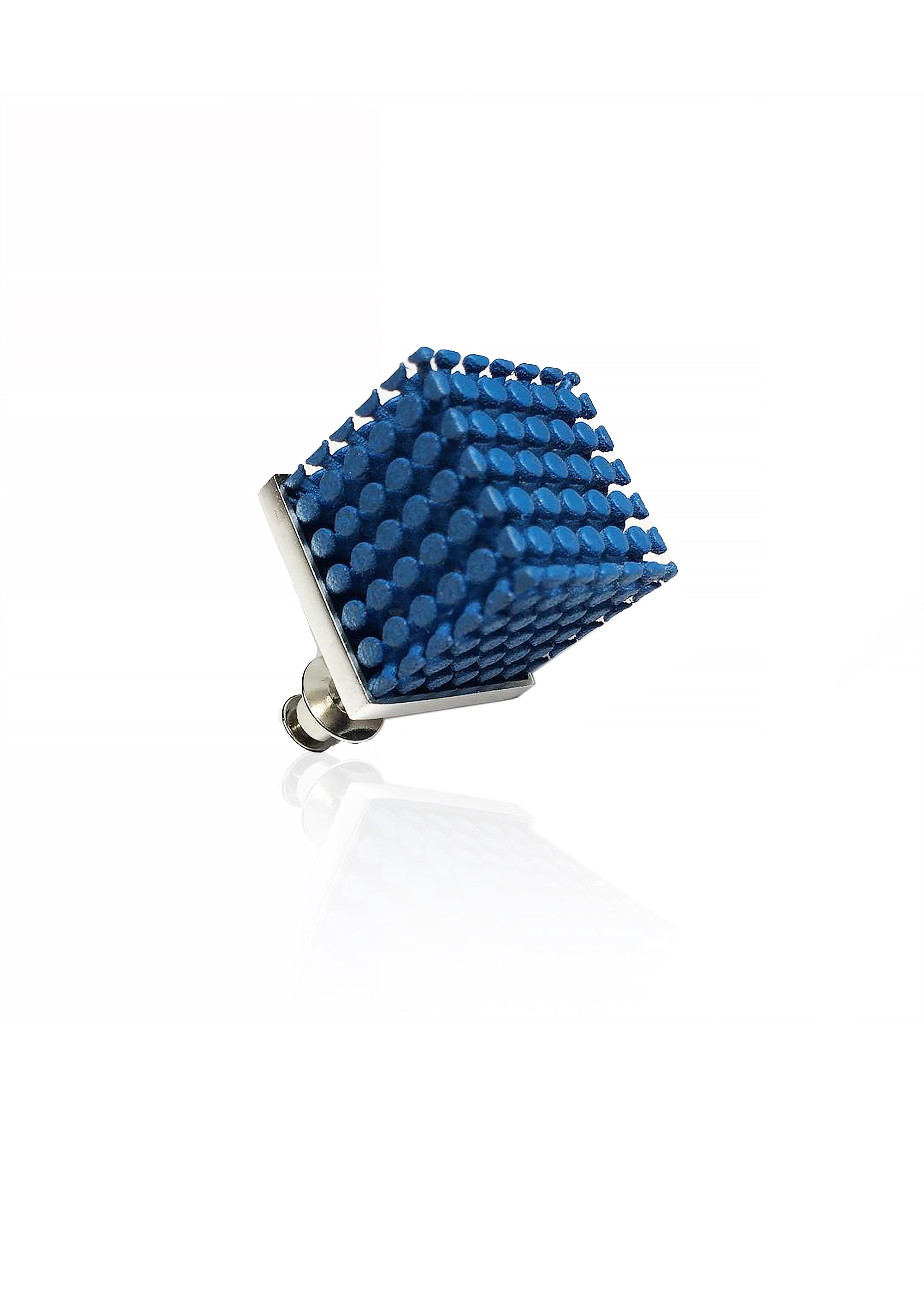 Cube Lapel Pin