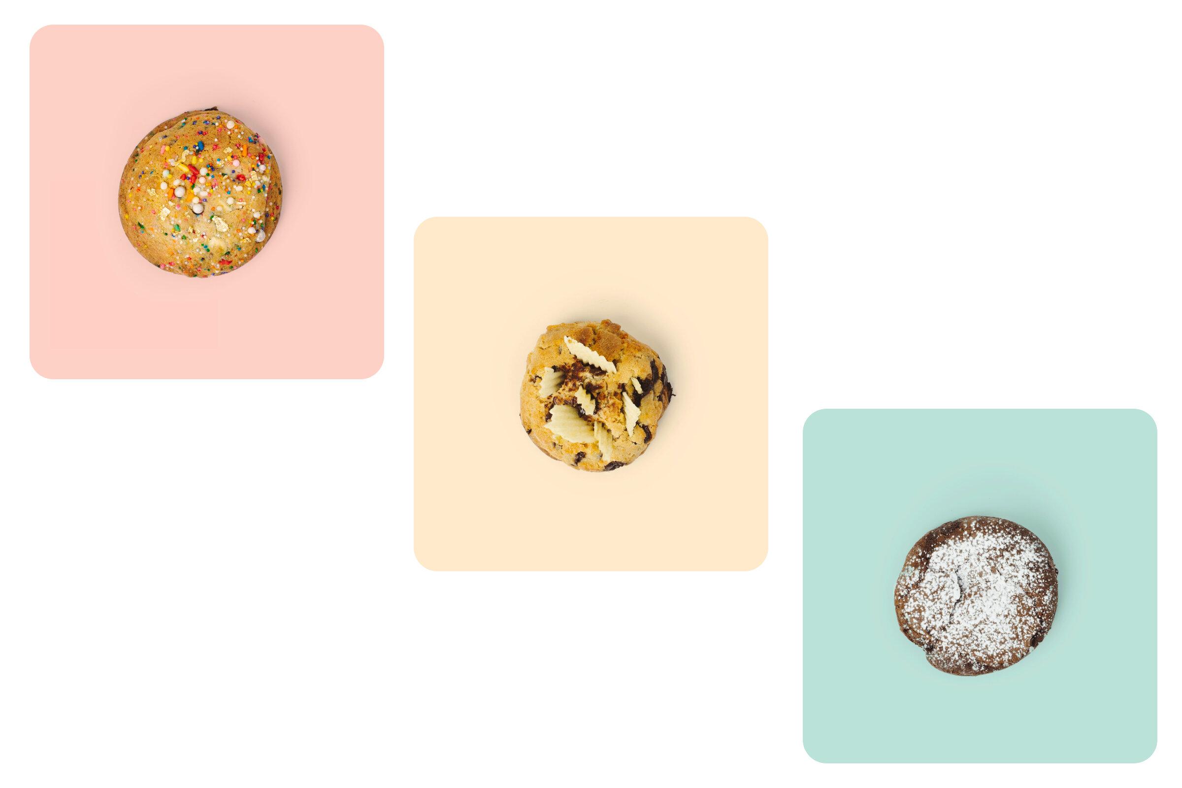 Grab. Go. Happy. - Shop Cookies →