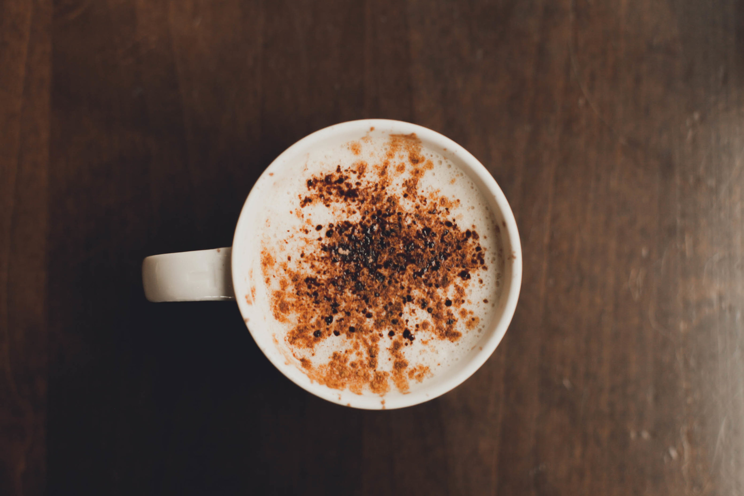 Pumpkin Spice Latte, by Jayda Novak
