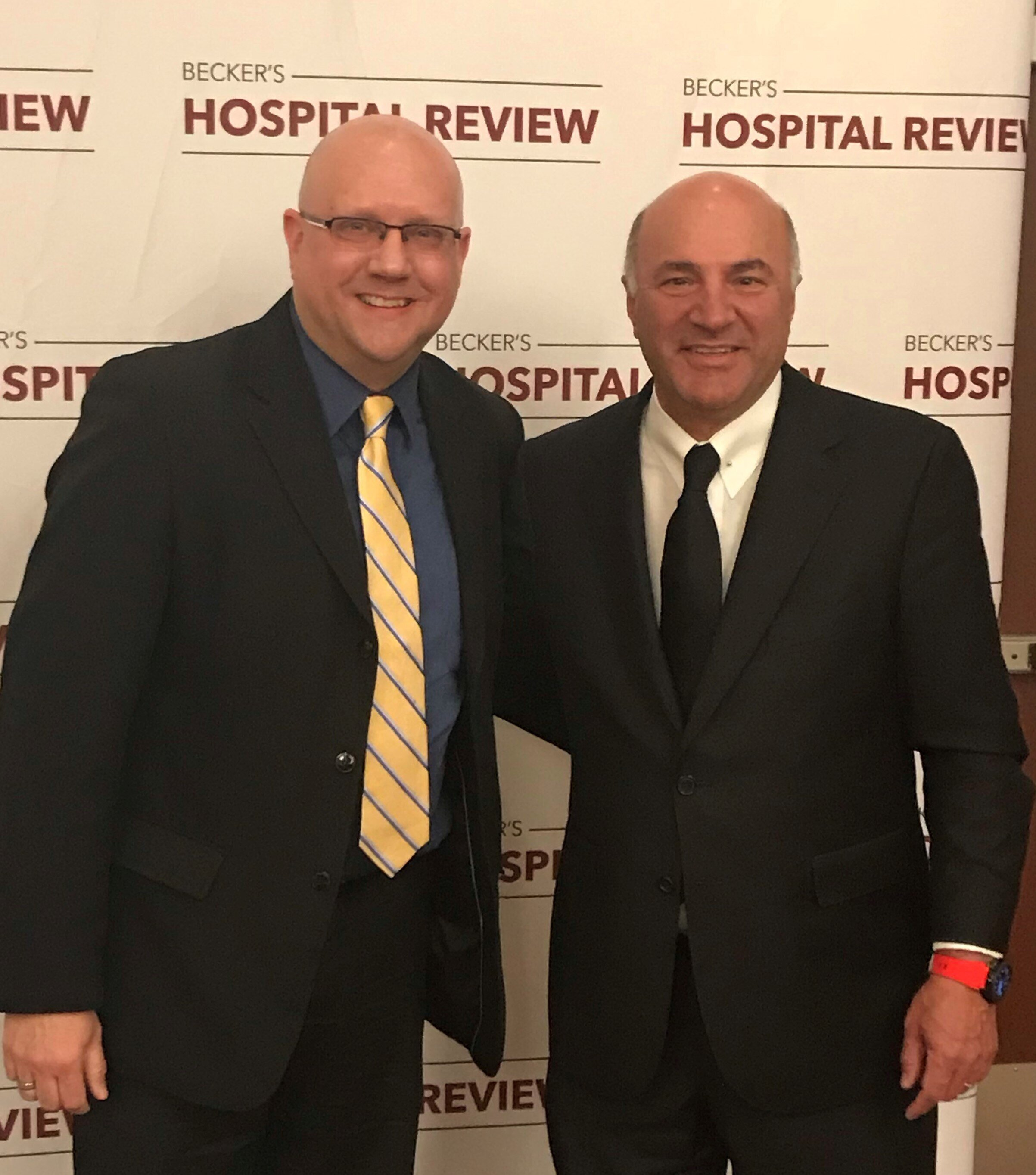 Michael and Mr. Wonderful Kevin O'Leary, Shark Tank