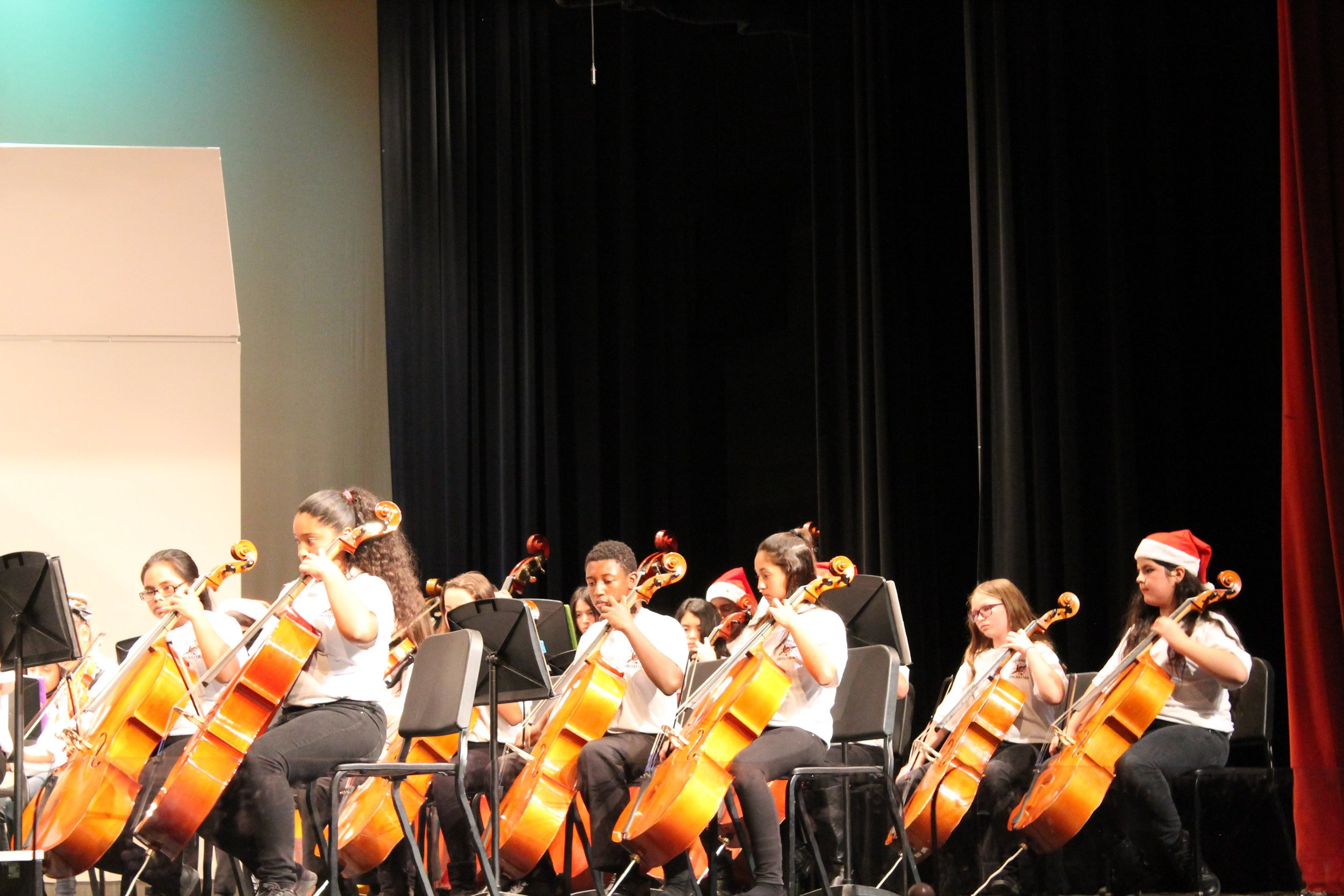 Orchestra Holiday Concert 2016