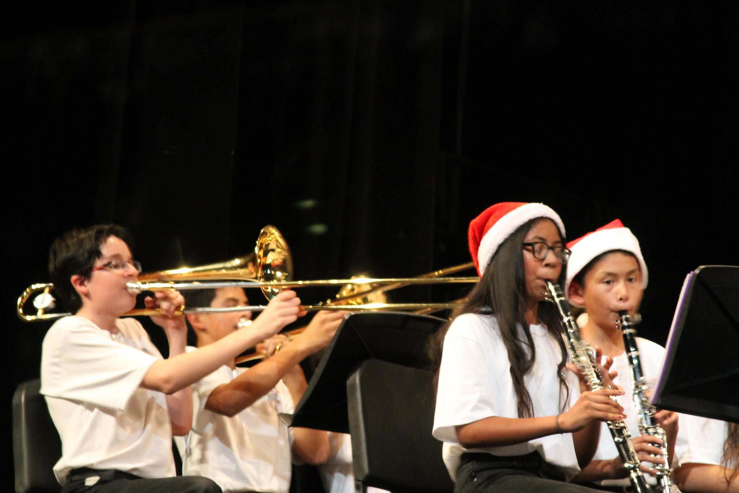 Band Holiday Concert 2016