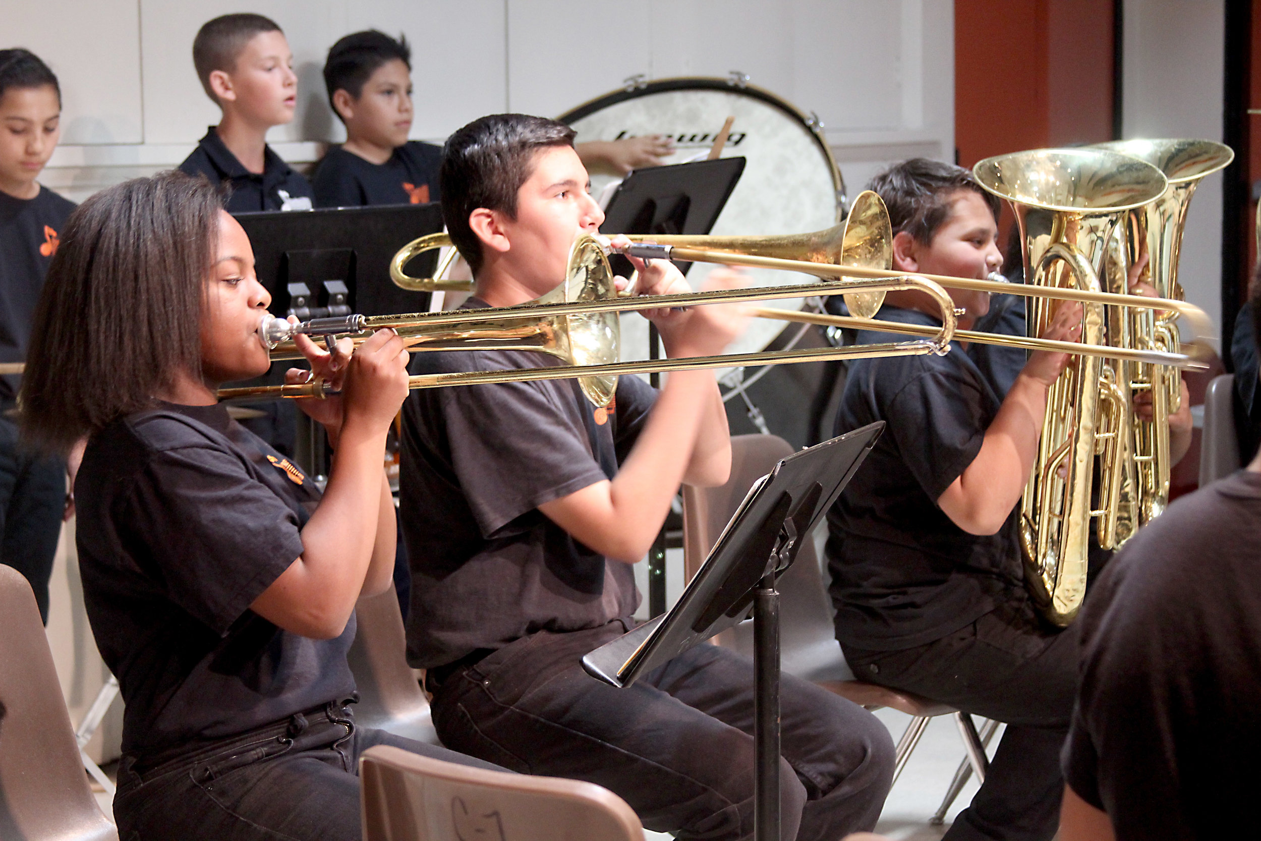 Electives Assembly - Beginning Band - April 14th, 2017