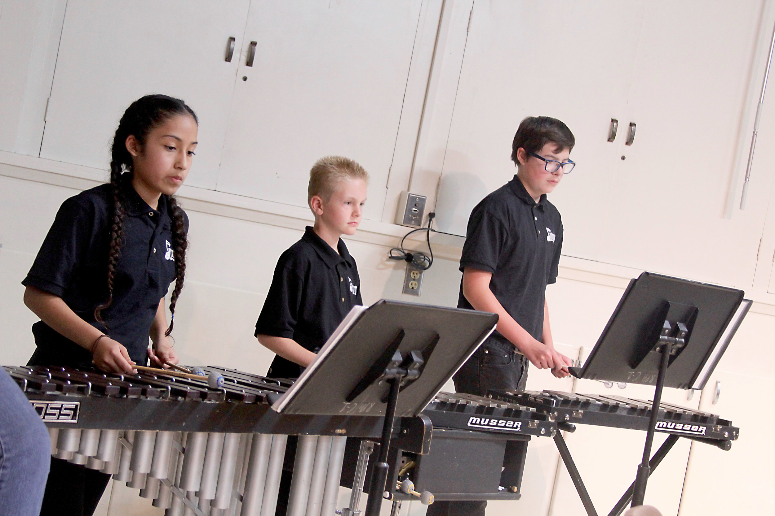 Electives Assembly - Intermediate Band - April 14th, 2017
