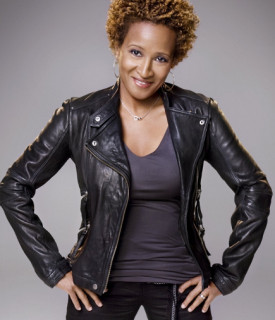 Amanda Sanders is the personal shopper and stylist for Wanda Sykes