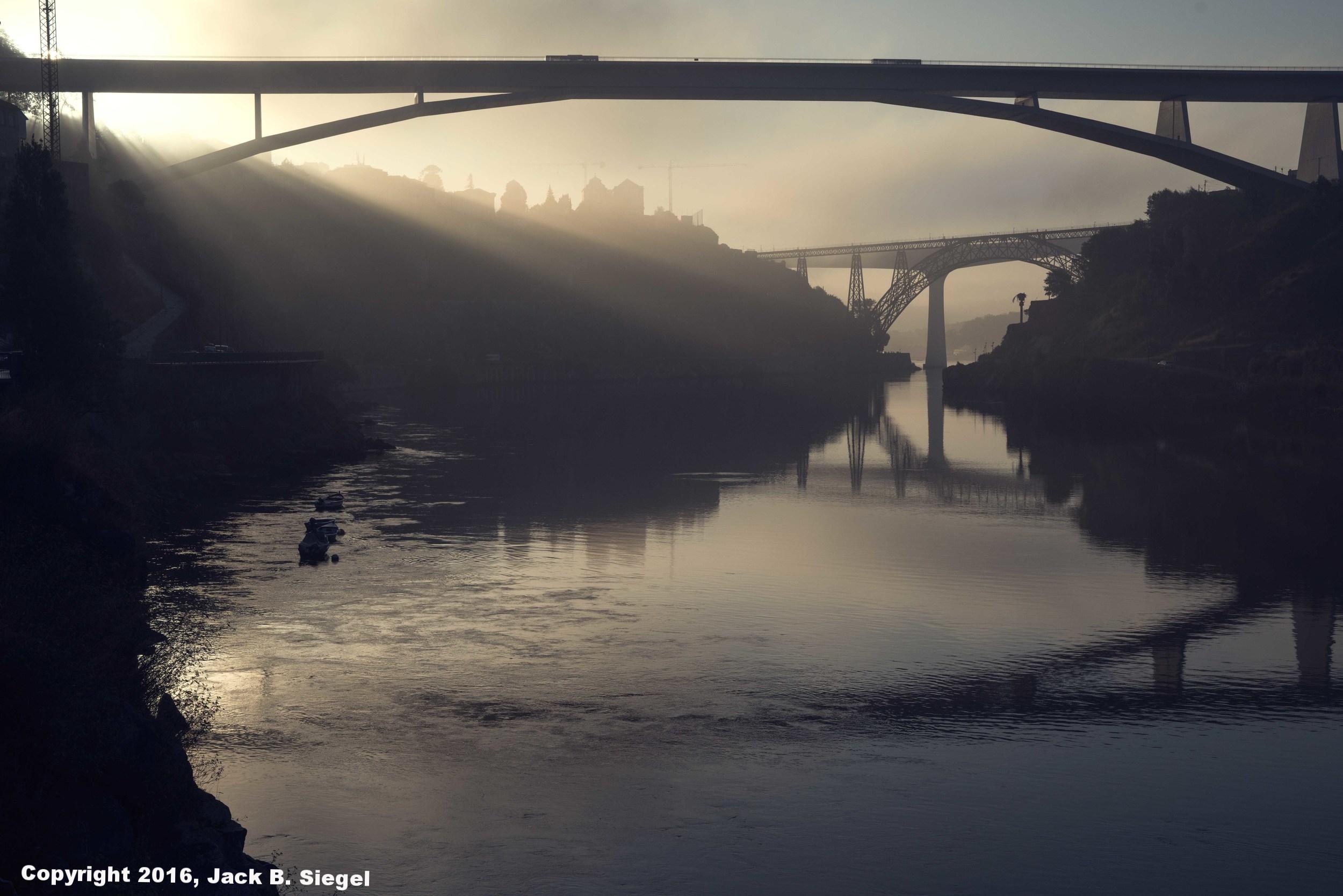 Overlapping Bridges