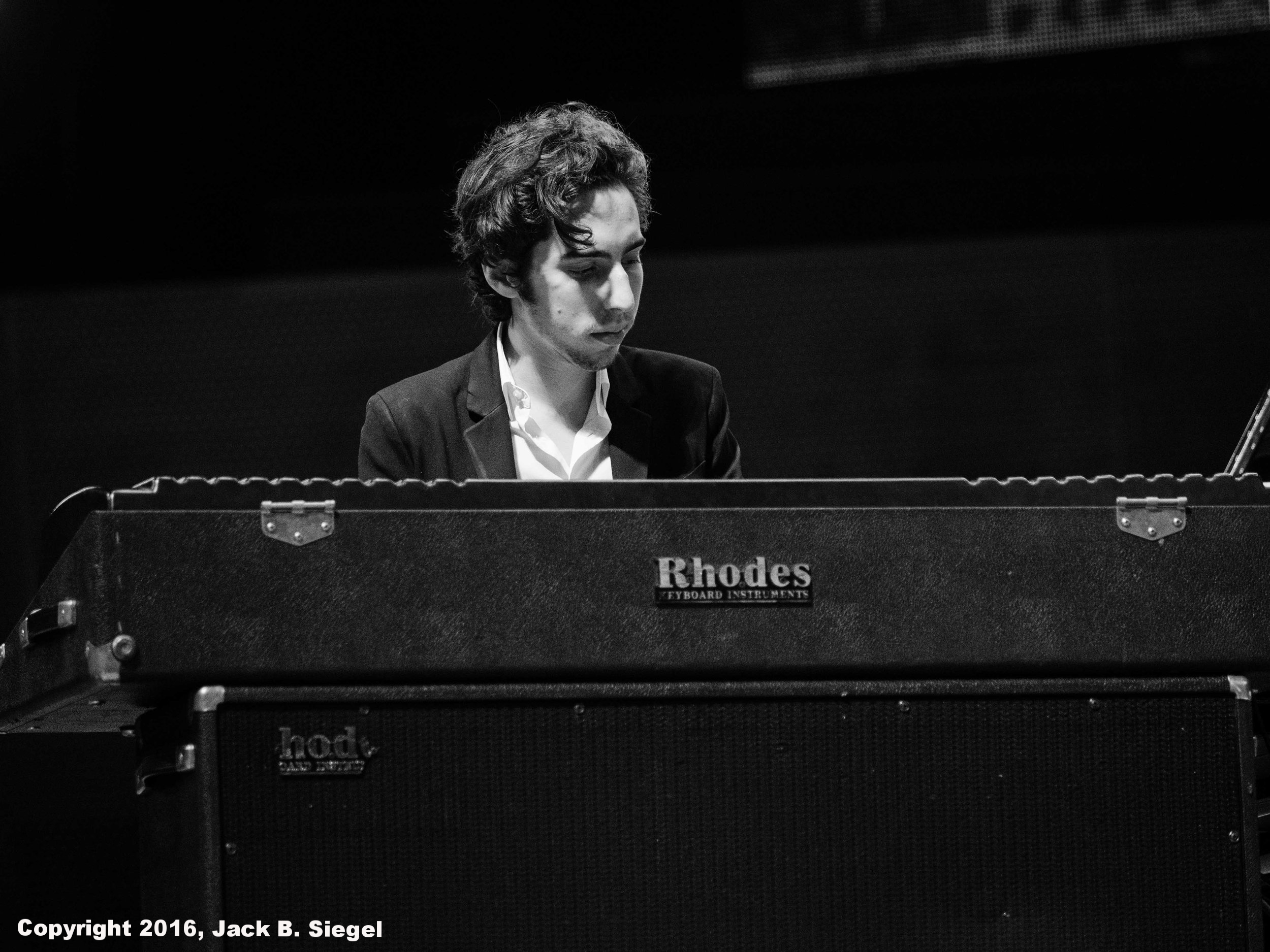 Portrait of a Pianist: Gadi Lehavi