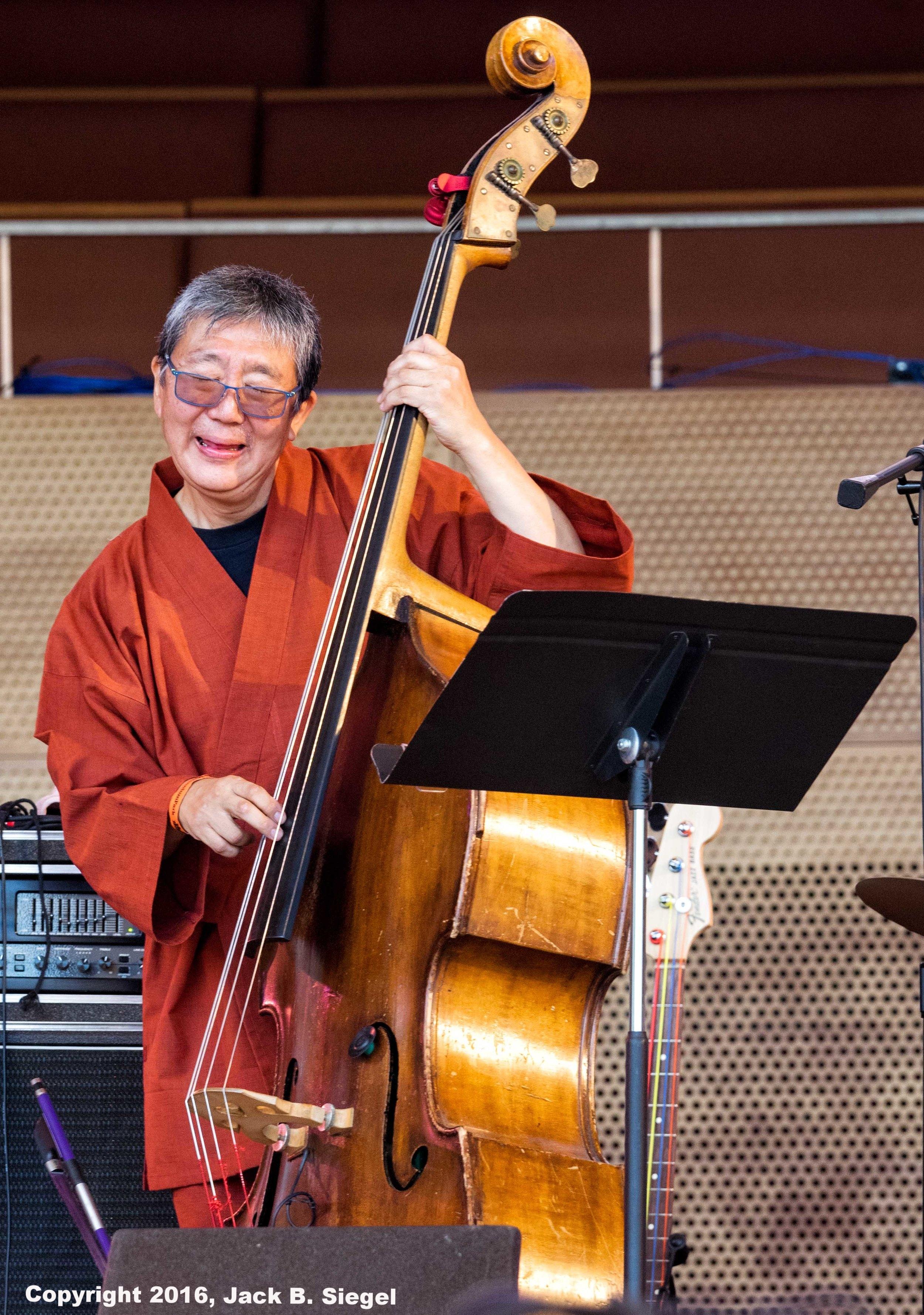 Always Upbeat: Tatsu Aoki