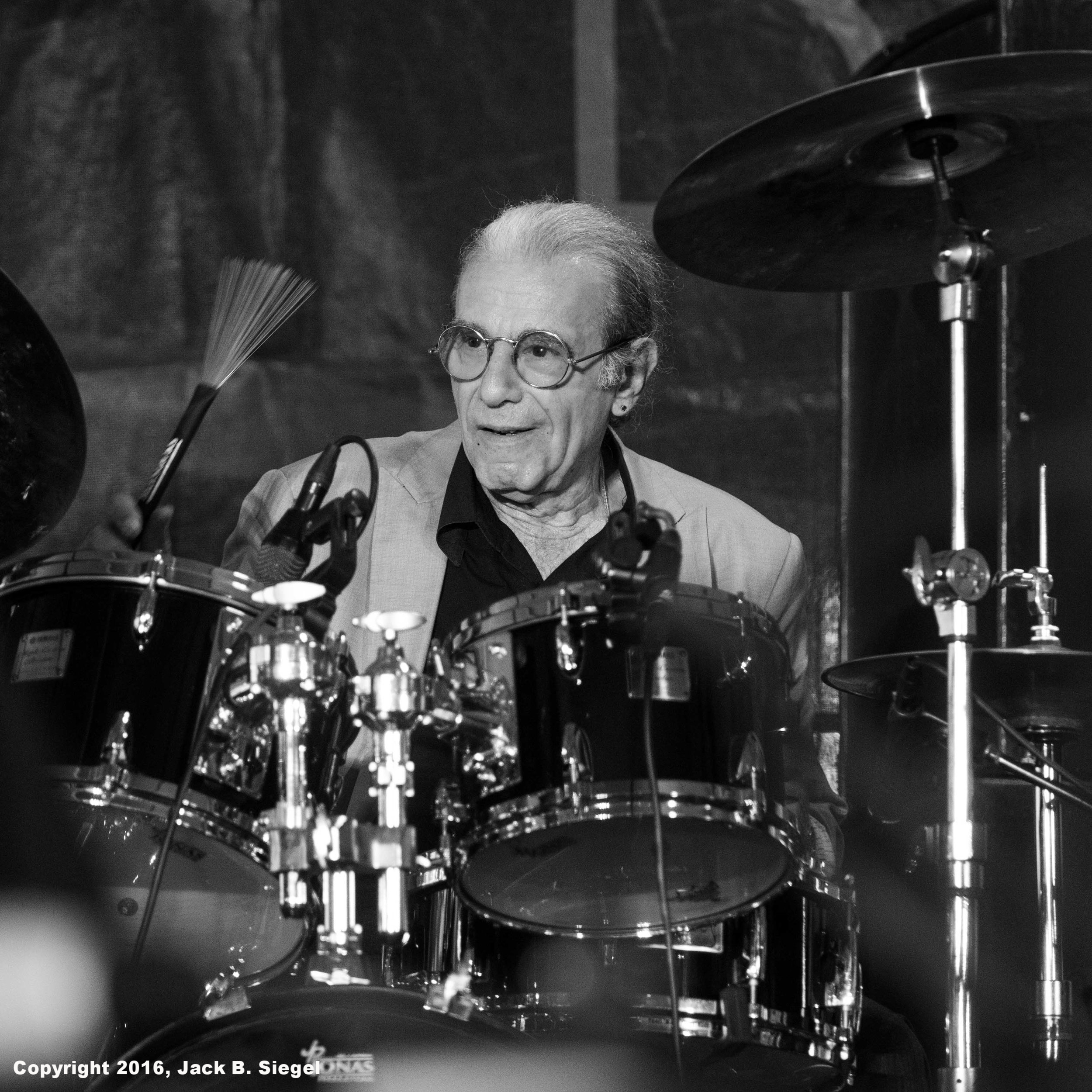 Legendary Drummer Barry Altschul in a Rare Performance